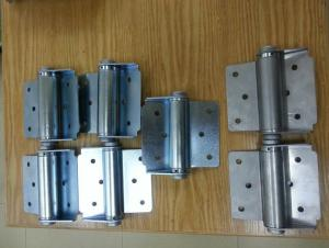 galvanized steel door hinge