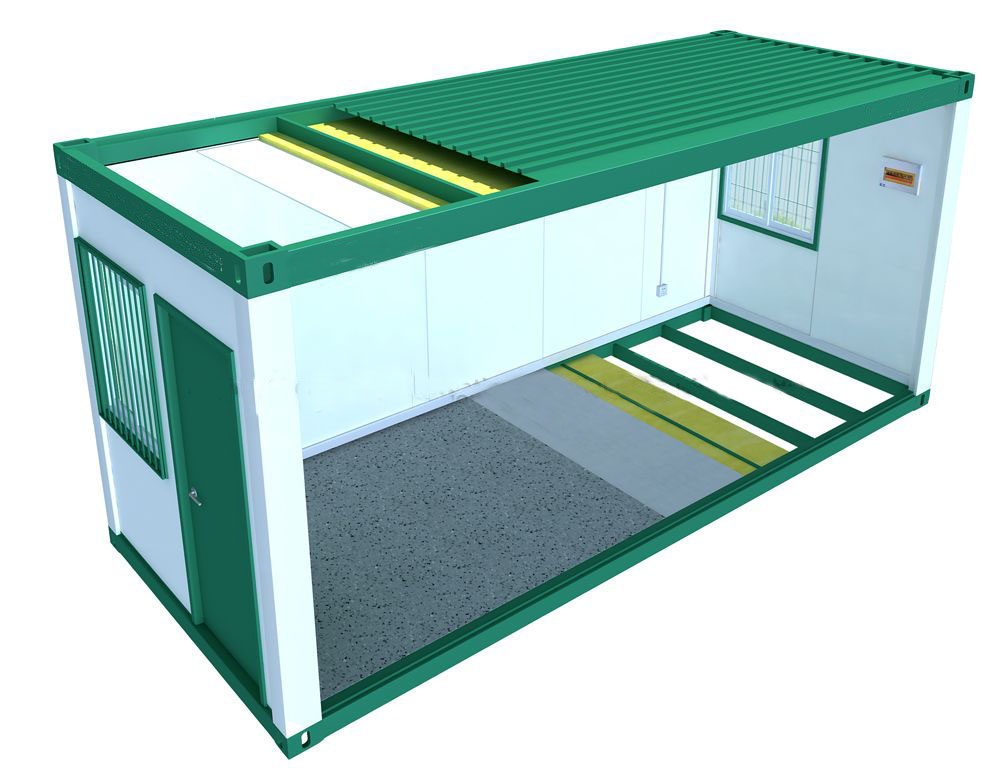 High Quality Modular Building Container House