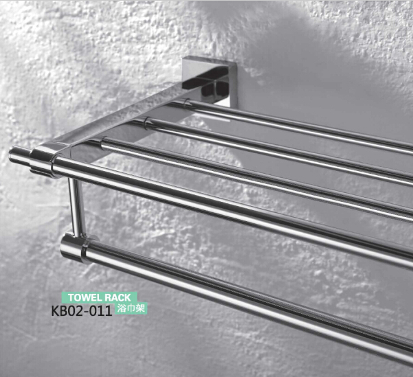 Brass Bathroom Accessories- Towel Rack KB02-011