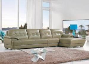Modern fashion Chinese leather sofa 002