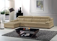 Modern fashion Chinese leather sofa