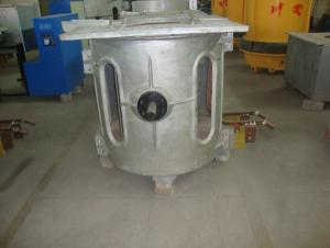 Induction Furnace for Melting 200kg Iron