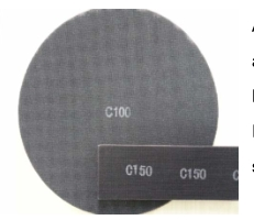 Abrasive  screen —C600#