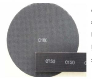 Abrasive  screen —C100#