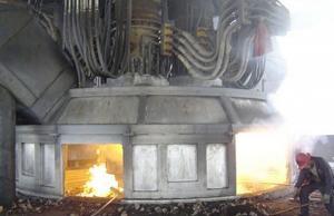 Silicochromium Furnace