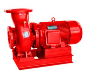 XBD-W Horizontal Single Stage Fire Fighting Pump