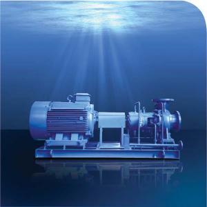 SLZA API610 standard chemical processing pump