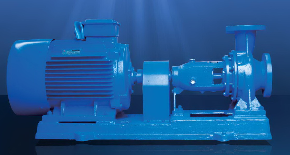 SLNC series horizontal end suction pump