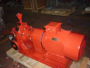 SLOW UL listed split casing fire pump