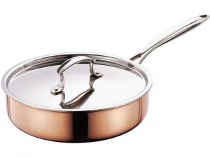 Try Ply with Copper Fry pan