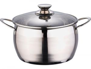Belly Stainless Steel Cookware Set