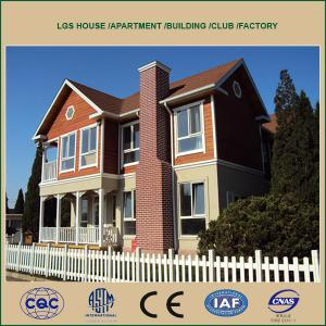 Prefabricated House and Villa House with New Design