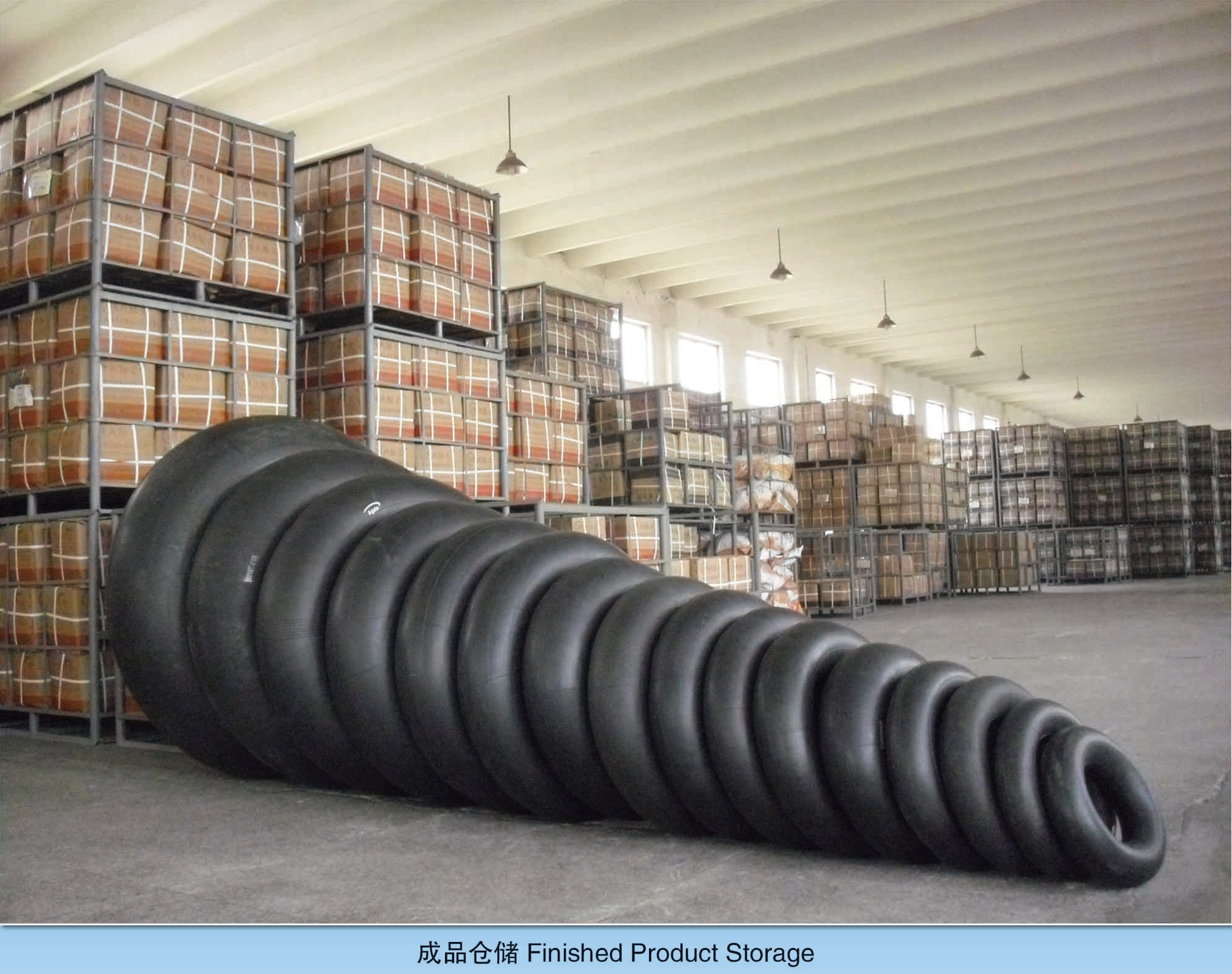 THE STORAGE FOR TUBES