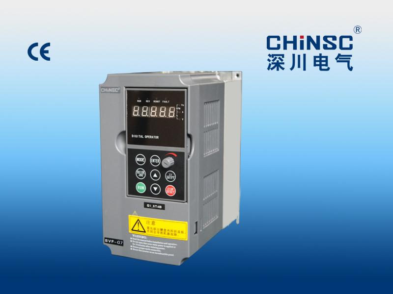 Three Phase Frequency Inverter  3.7kw 400v