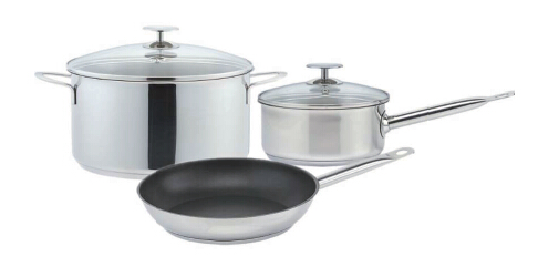 Stainless Steel Cookware Sets-2