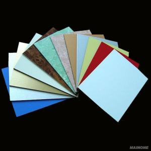 AA5xxx Prepainted Aluminum Sheets Used for Construction