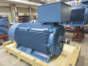 ABB High Voltage AC Motor