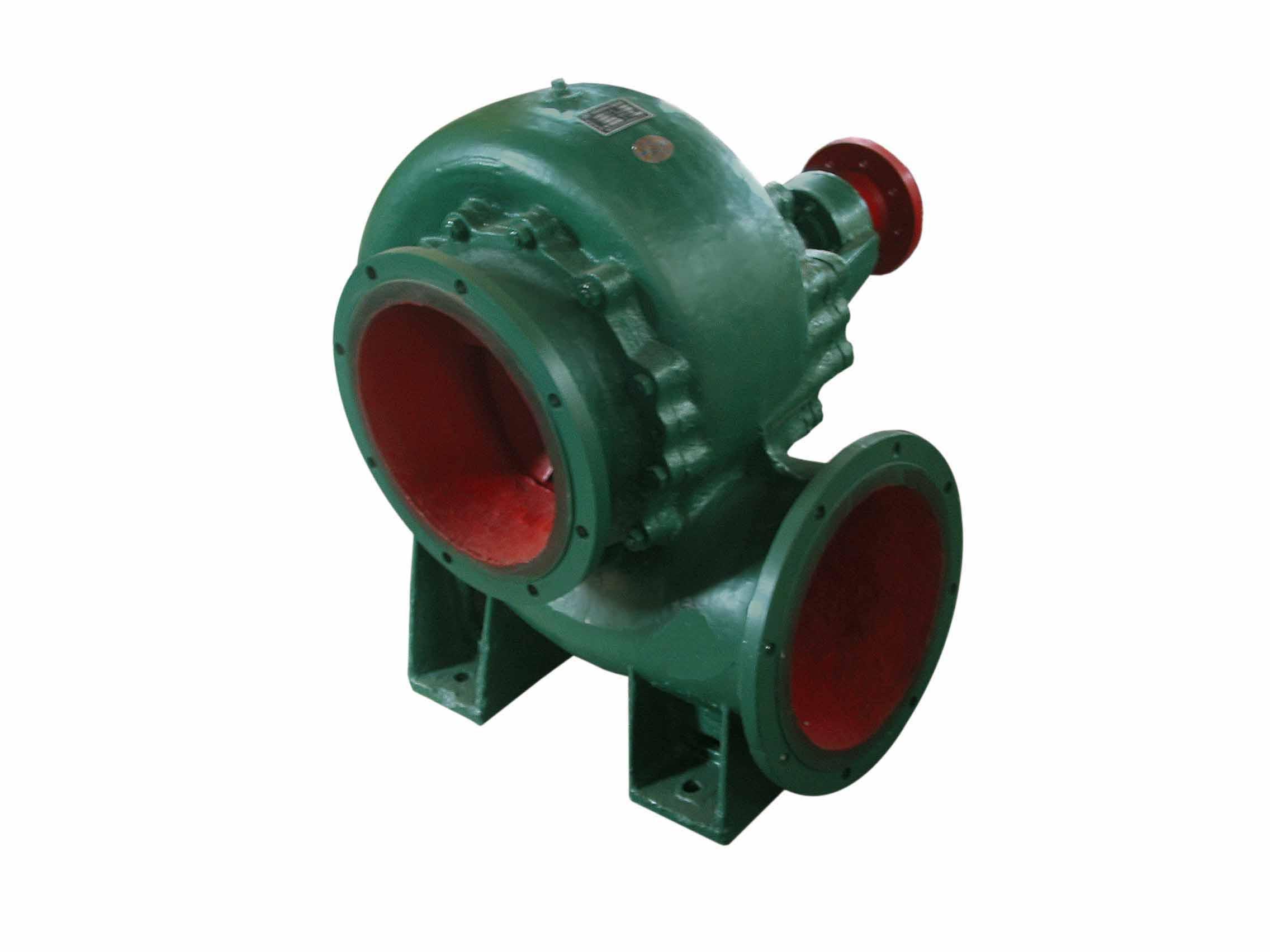 HW series horizontal axial flow/mixed flow pump