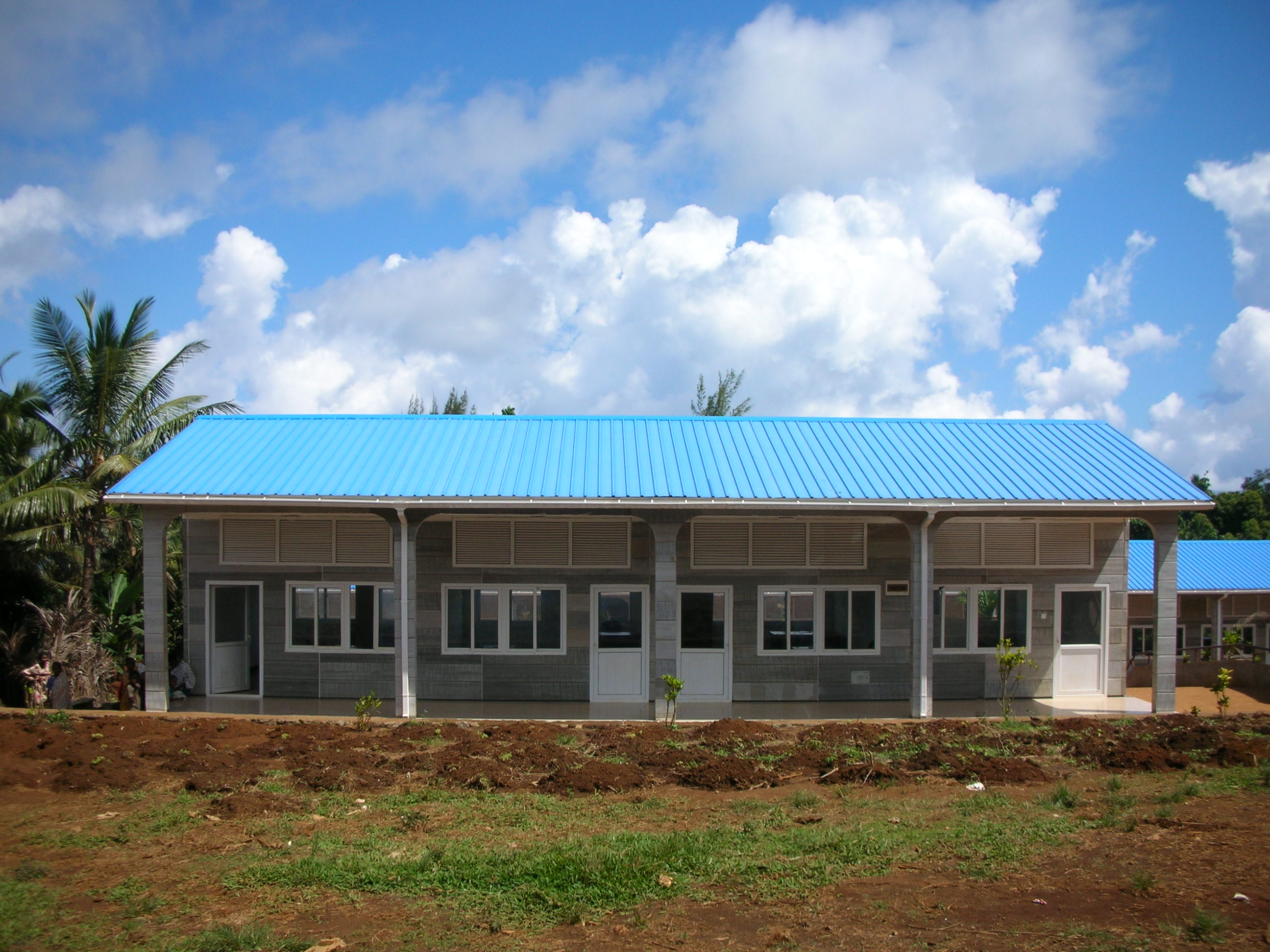 Prefabricated House with Light Steel Structure
