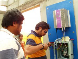Solar Pumping Control Box for Solar Pumping System