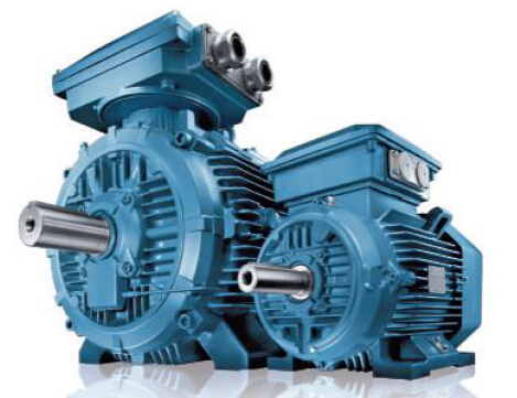 ABB Low Voltage AC Motor