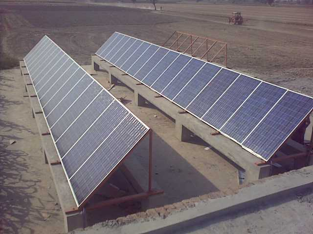 Solar Family off Grid Pumping Systems Solar Pump