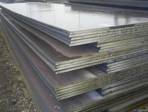 The production of hydrogen 15CrMoR steel