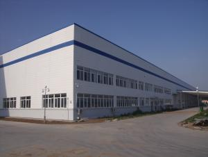 Prefabricated Factory with Steel Structure