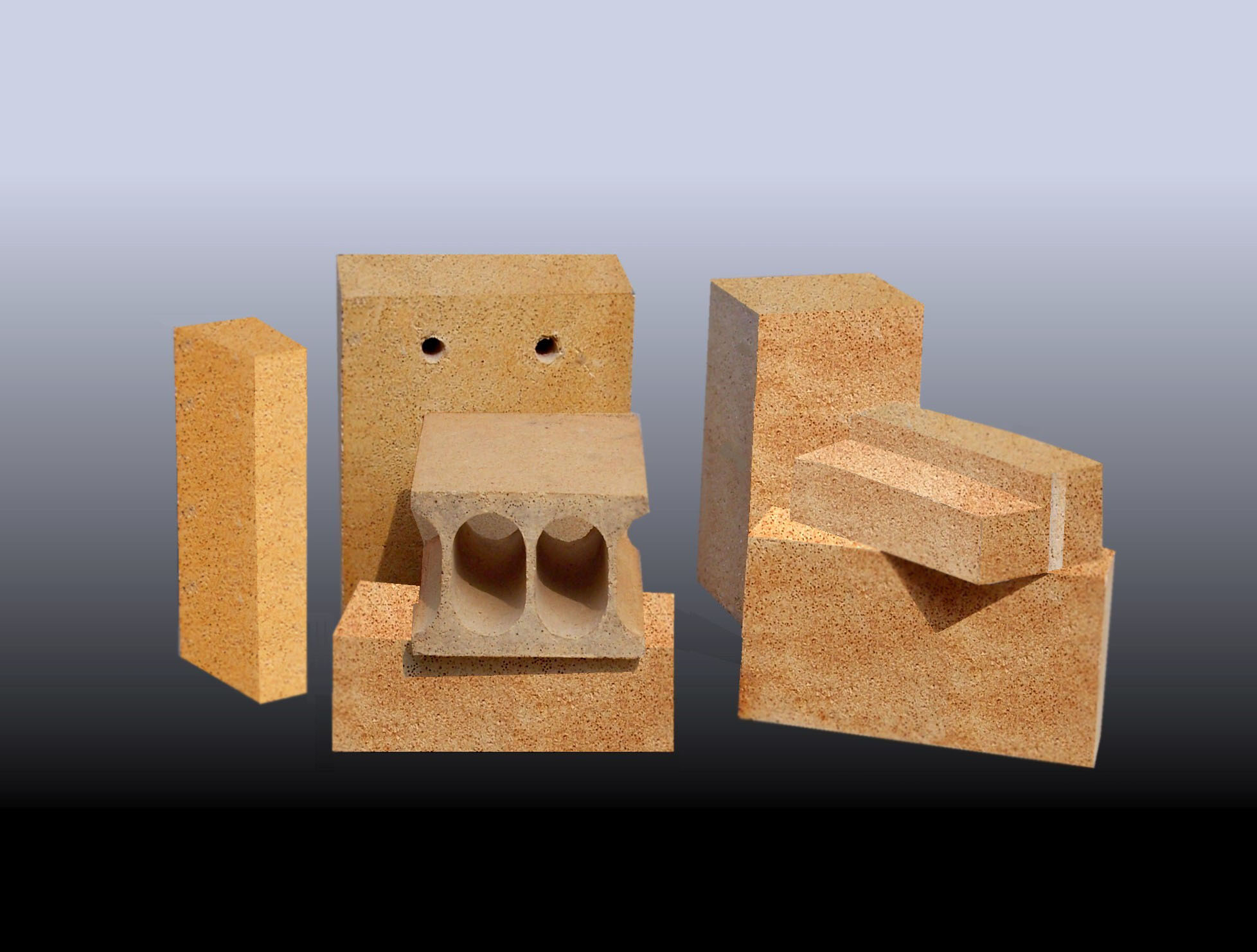 Refractory High Alumina Brick for Hot Blast Furnace