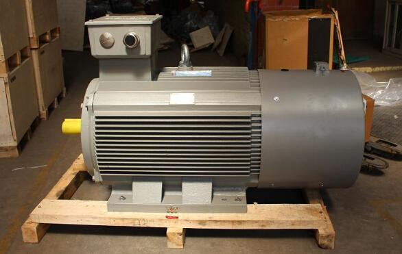 Siemens 1PQ Series AC Motor