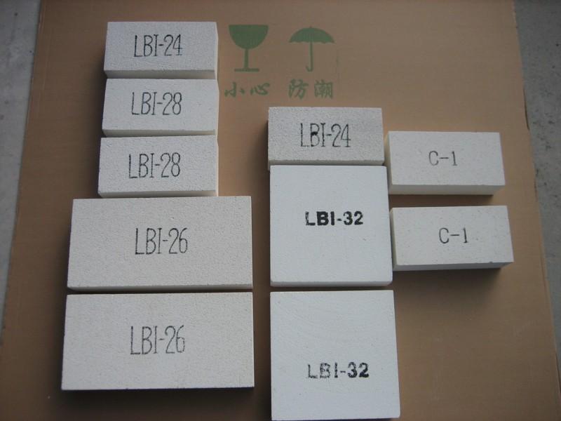 Refractory Mullite Insulating Refractory Brick JM 24