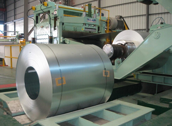 Galvanized Steel Sheet In Coils