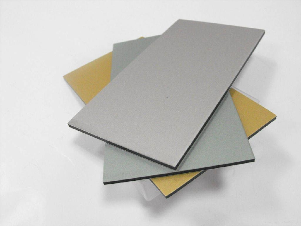 Buy Aluminium Composite Panel PVDF Coating for Outside Wall ...