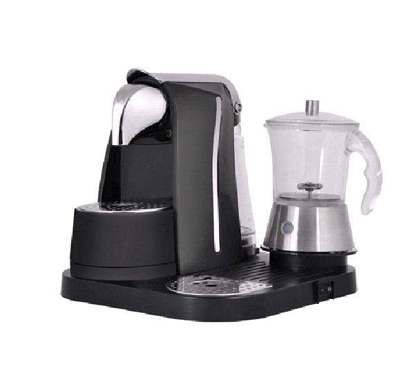 C. Coffee Machine with Milk Frother  _S0102G