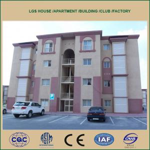 Prefabricated House of Apartment Building