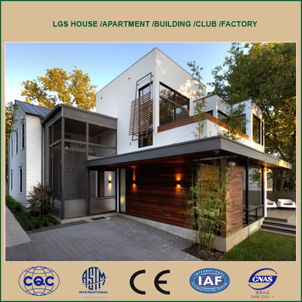 Hot Sale Prefabricated House Made from CNBM