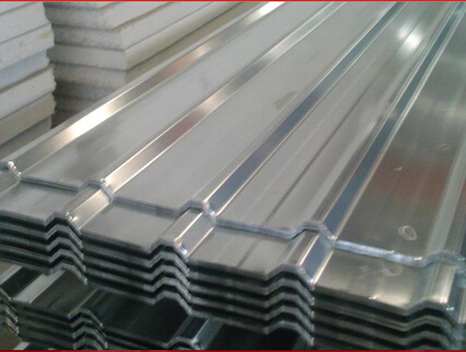 Galvai4.Hot-Dip Galvanized Steel Roof High Quality
