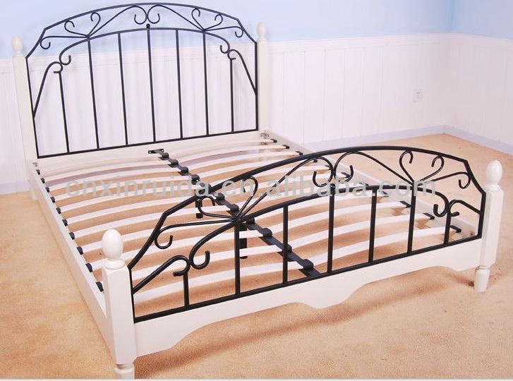 Metal Single Princess Bed Modern Design CMAX-A19