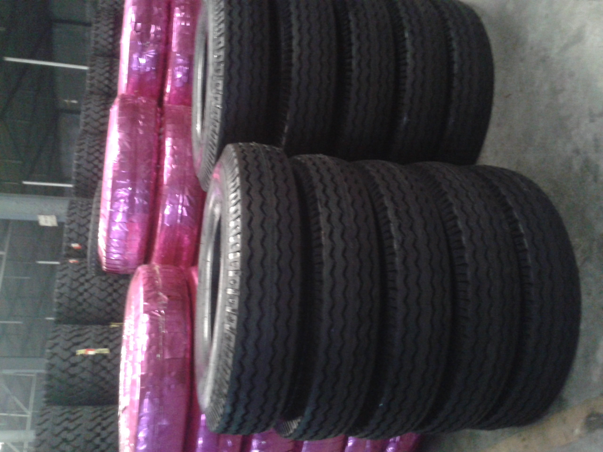 Light Truck Tyres and Trailer Tyres