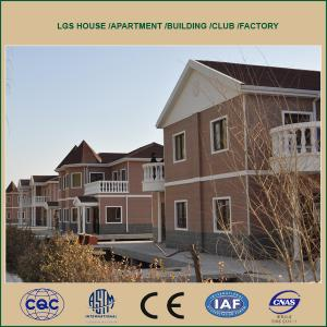 Prefabricated Villa and House with Cheap Price