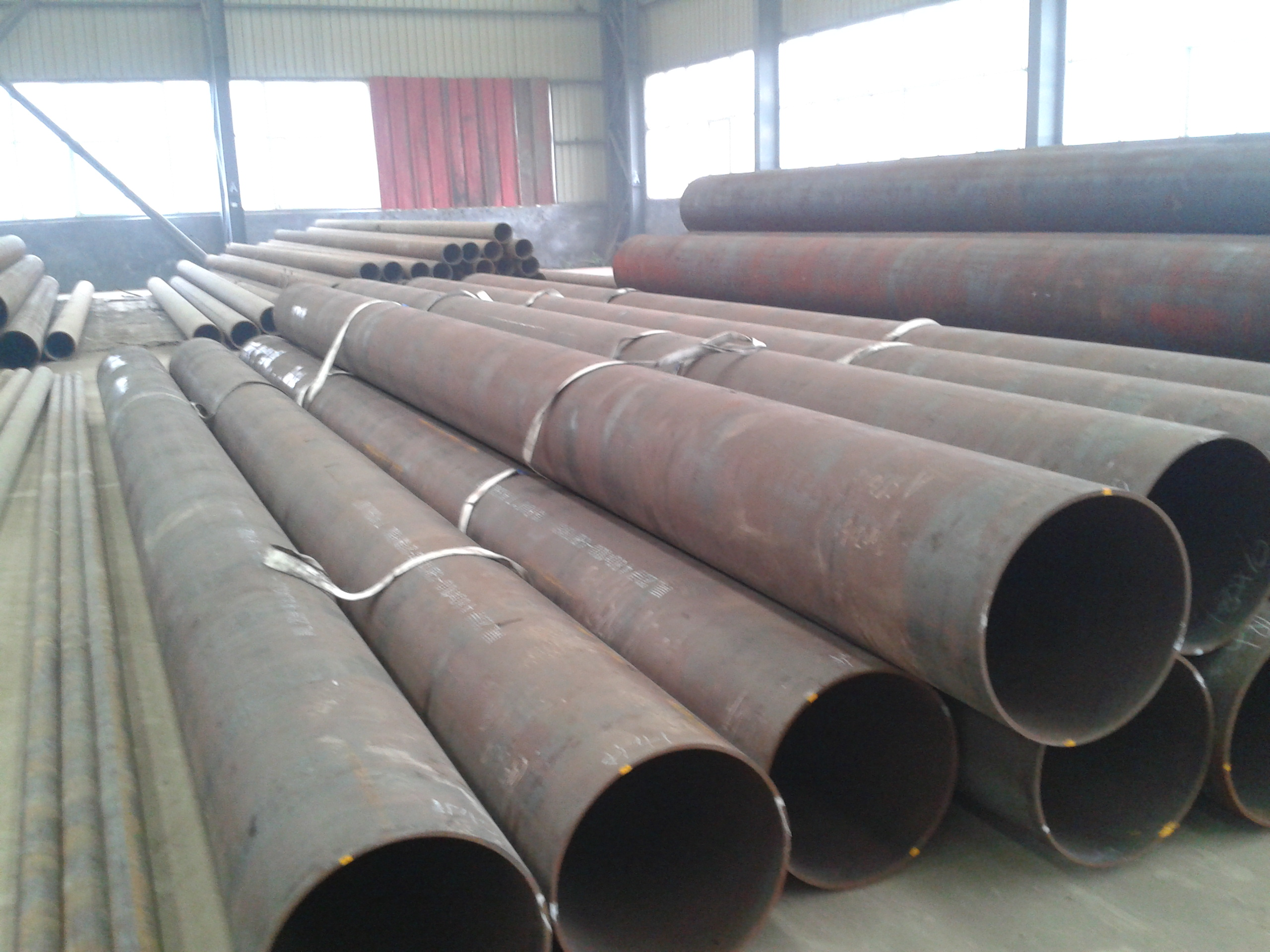 Seamless Steel Pipes from China famous supplier