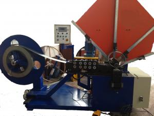 spiral duct making machine