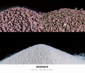 Light Weight Insulating Castable Al2O3 60%