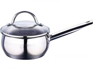 Belly Shape Stainless Steel Cookware Sets