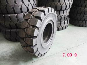 Forklift Solid Tyre-size for 700-9