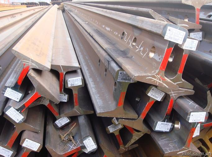 Steel Heavy Rail with High Quality for Structure Project and Building