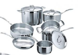Stainless steel cookware set14