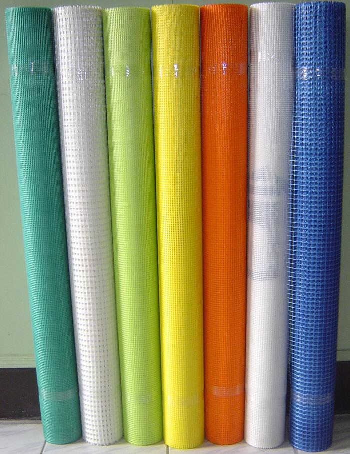 Fiberglass mesh cloth