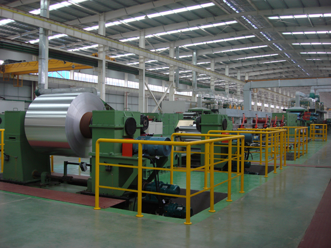 Aluminium Foil for Heat Exchanger