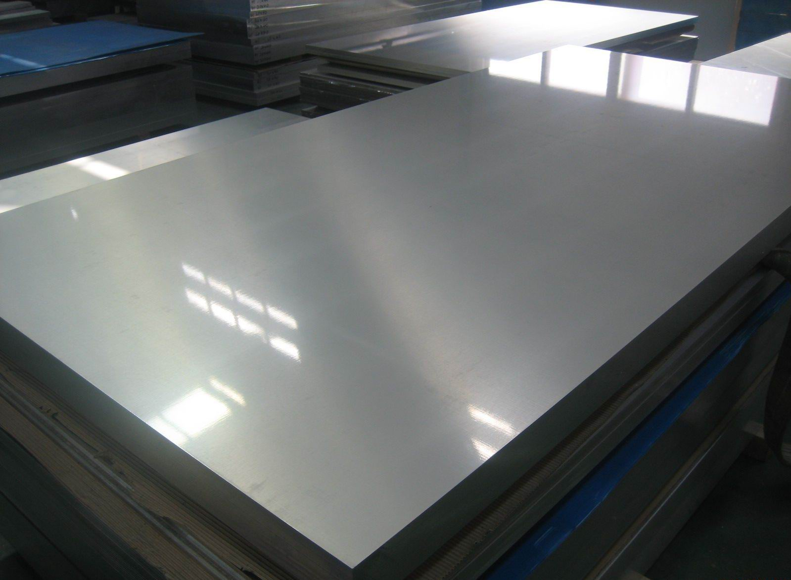Various Kinds of Mill Finished Aluminium Sheet for Different Applications